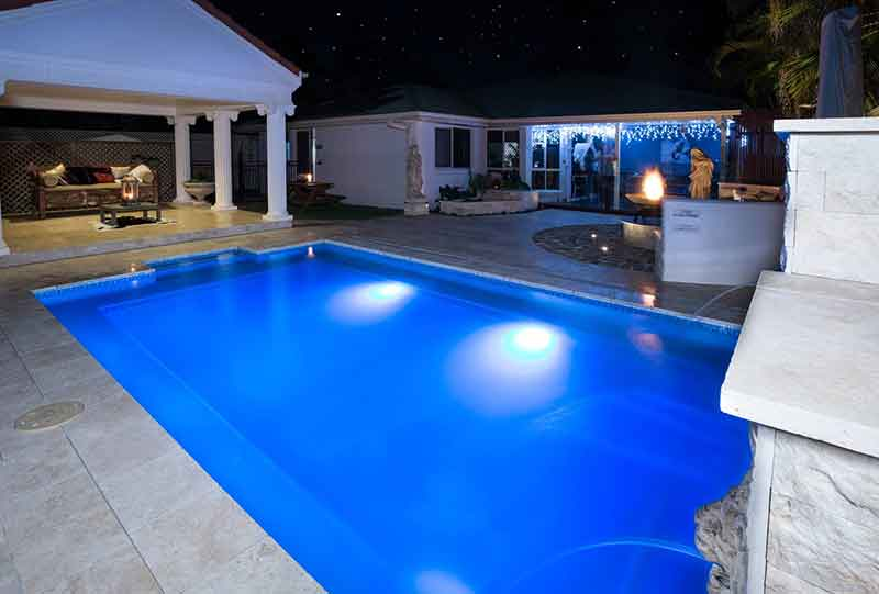 Pool landscaping brisbane pool builders landscapers for Pool design brisbane